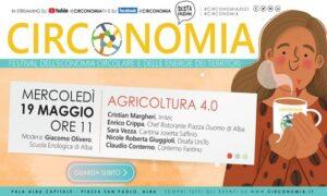 L'agricoltura 4.0 a Circonomia