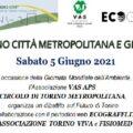5 giugno, Giornata Mondiale dell'Ambiente con V.A.S. al Parco delle Vallere