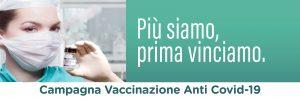 Superato il 50% dei vaccinati contro il Covid19 in Italia