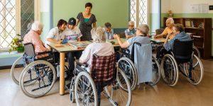 Sorveglianza strutture residenziali socio-sanitarie