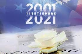 11 Settembre 2001-2021
